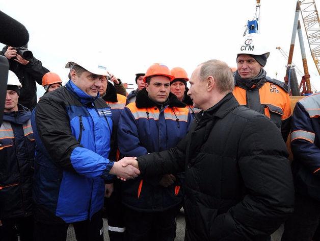 Дольщики «АКАДЕМ Riverside» хотят устроить митинг к приезду Путина