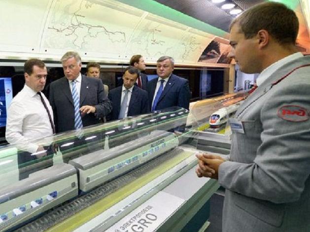Hyundai поможет построить ВСМ «Челябинск-Екатеринбург»