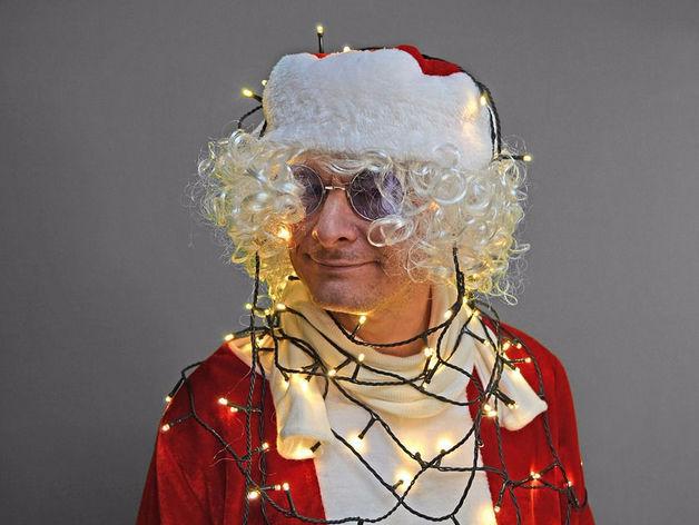 В Челябинске Деду Морозу заплатят 70 тыс. руб.