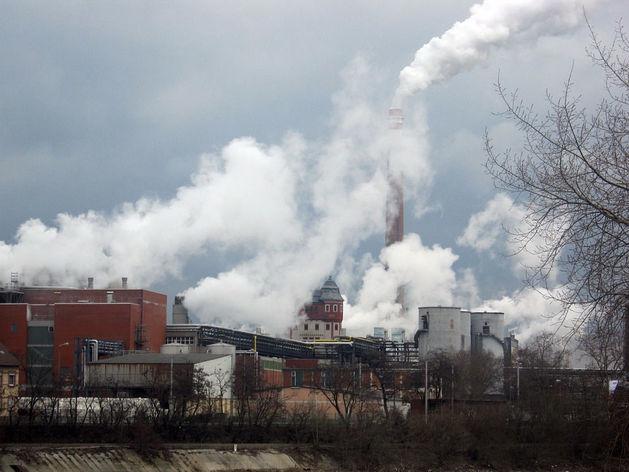 В Челябинске может усилиться задымление воздуха