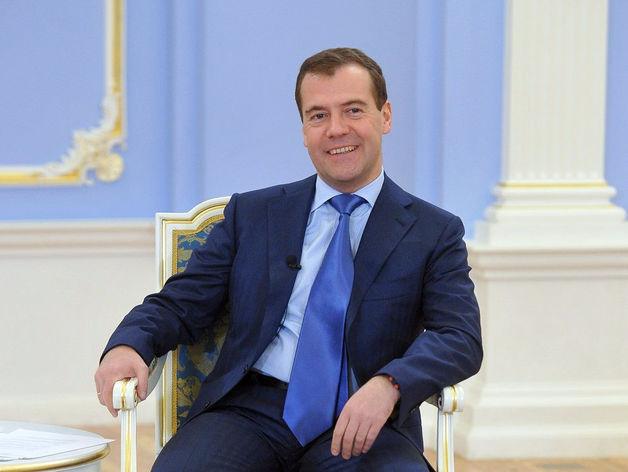 Дмитрий Медведев выделил Челябинской области 686 млн руб.