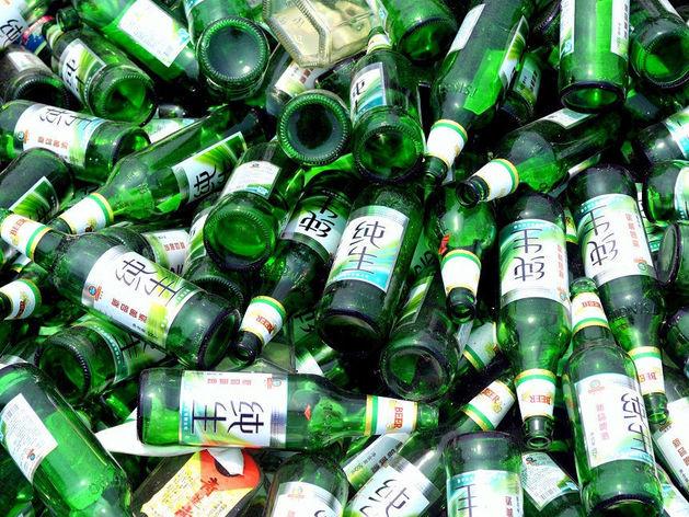 На Южном Урале изъяли почти 10 тысяч бутылок контрафактного алкоголя