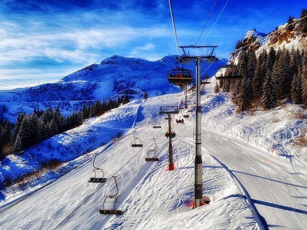 «Солнечная долина» вошла в топ-10 самых популярных курортов России