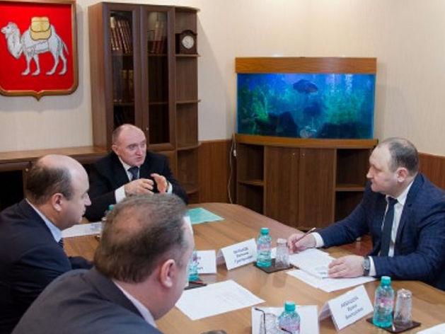 Дубровский попросил Сосновский район заработать 1 млрд руб.