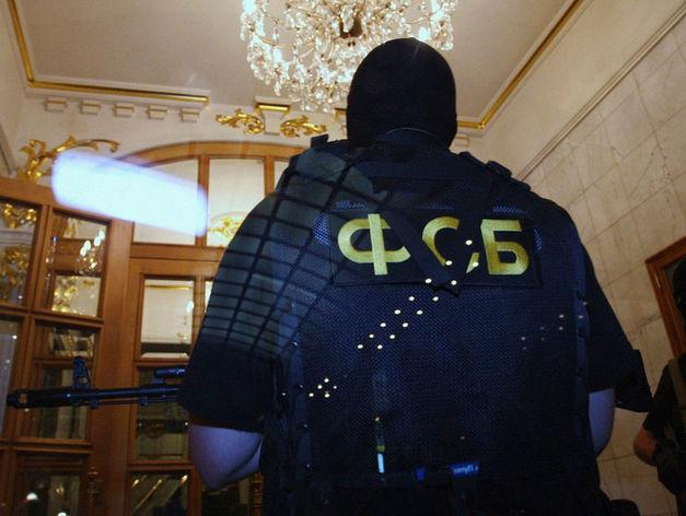 ФСБ устроило обыск в администрации Сосновского района