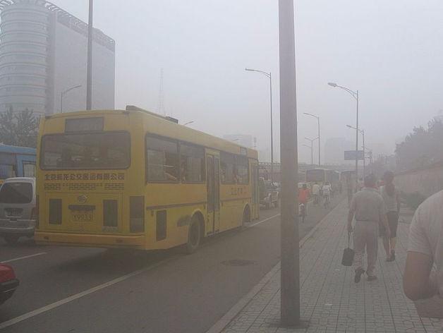 В Челябинске весь день будет смог