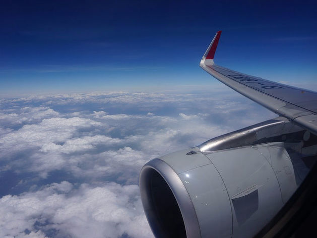 В Челябинске совершил экстренную посадку самолет из Европы