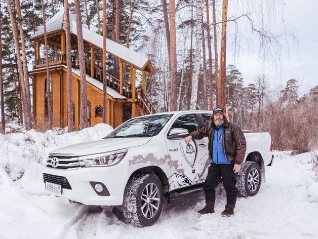 Toyota Hilux и Федор Конюхов устанавливают новый мировой рекорд