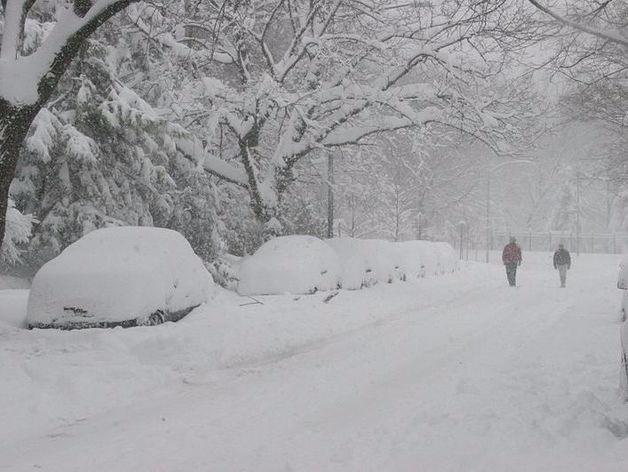 На следующей неделе в Челябинске ожидаются снежные бури и морозы