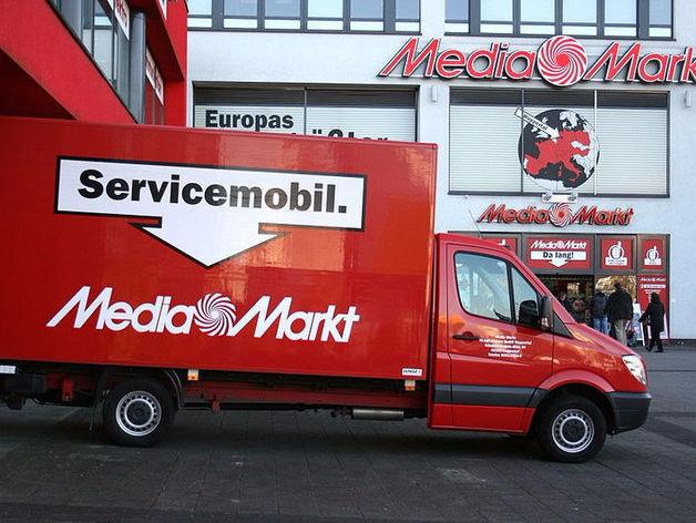 Media Markt закрывает гипермаркет в «Кубе»