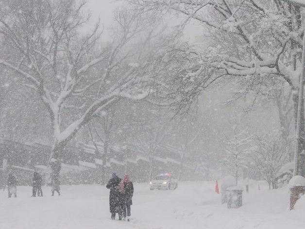 В выходные в Челябинске ожидаются сильные морозы и метели