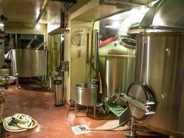 В Челябинске продают пивоварню за 1,5 млн рублей