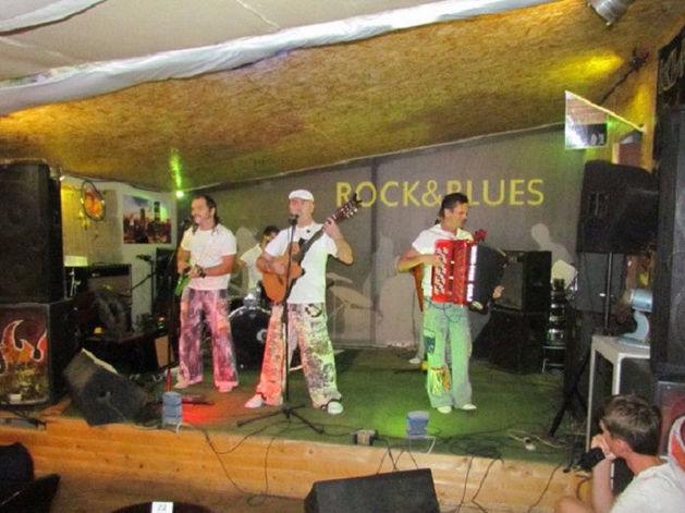 В Челябинске закрылся Rock & Blues