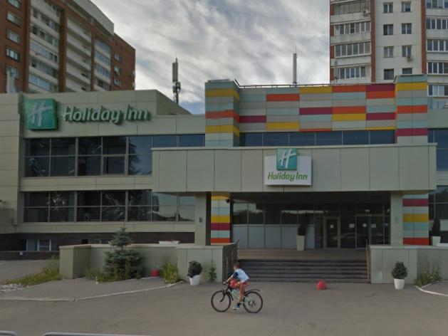 Стоимость здания гостиницы Holiday Inn в Челябинске упала до 150 млн руб.
