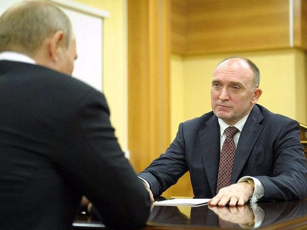 Генпрокуратура потребовала от Дубровского заплатить долги бизнесу