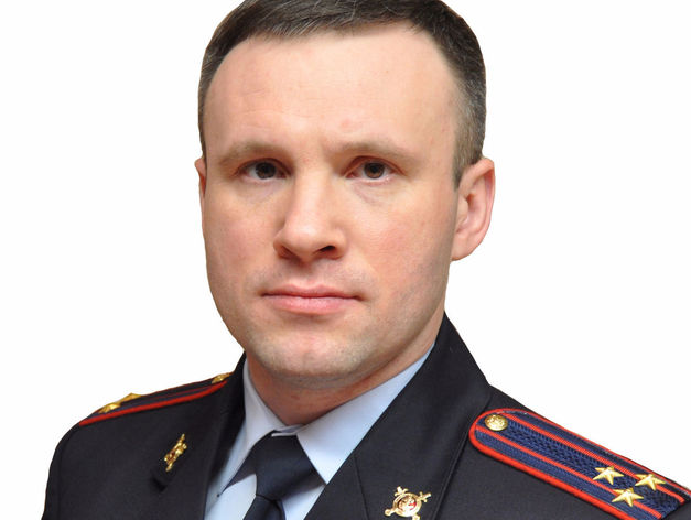 Анатолий Сабодаш стал начальником управления экономической безопасности ГУ МВД