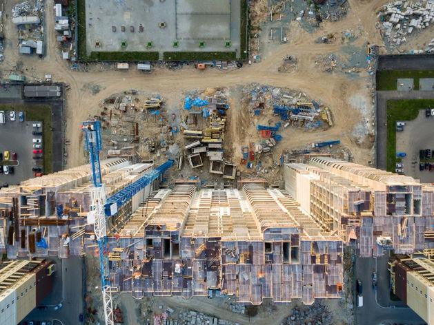 «Гринфлайт» просит новый кредит, чтобы достроить дома в «Академ Riverside»