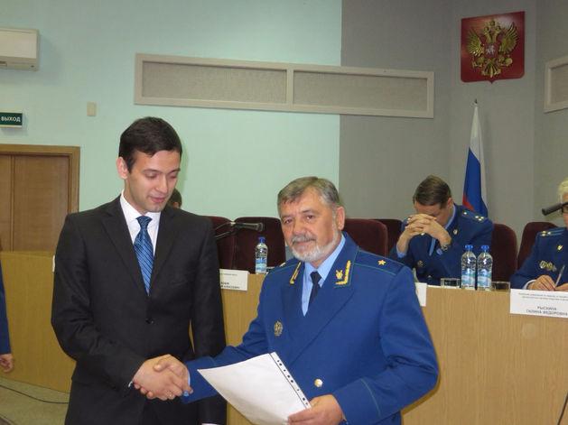 Главой Копейска стал Владимир Можин