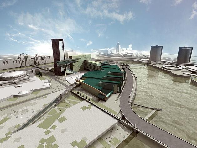 Инвесторы заявили о начале строительства в Челябинске конгресс-холла к саммиту ШОС