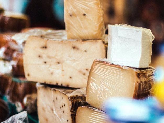 В Челябинск зашла федеральная сеть магазинов «Сырный сомелье»