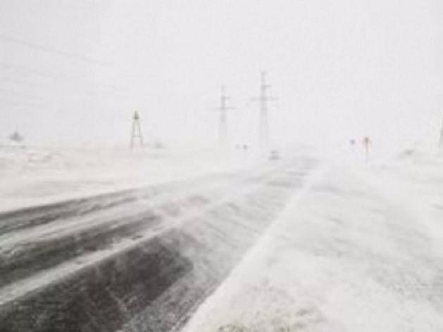 На двух трассах в Челябинской области затруднено движение из-за удара снеговой стихии