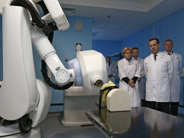 Центр ядерной медицины «Росатома» принял первых пациентов в Челябинске