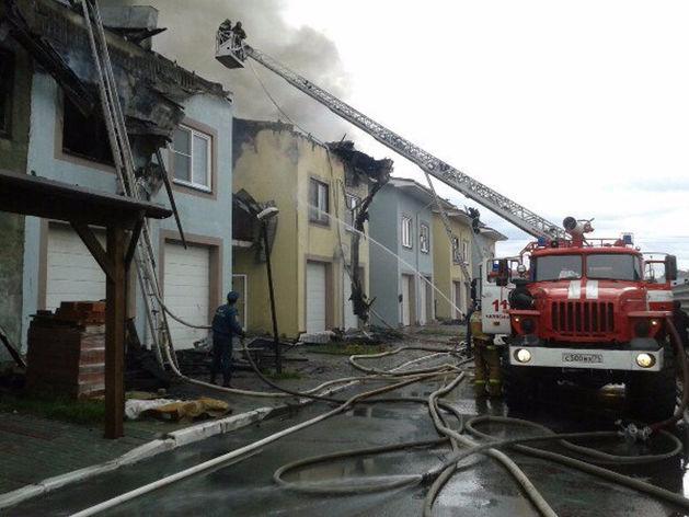 Суд решил, что пострадавшие при пожаре в Благодатово не получат денег от застройщика