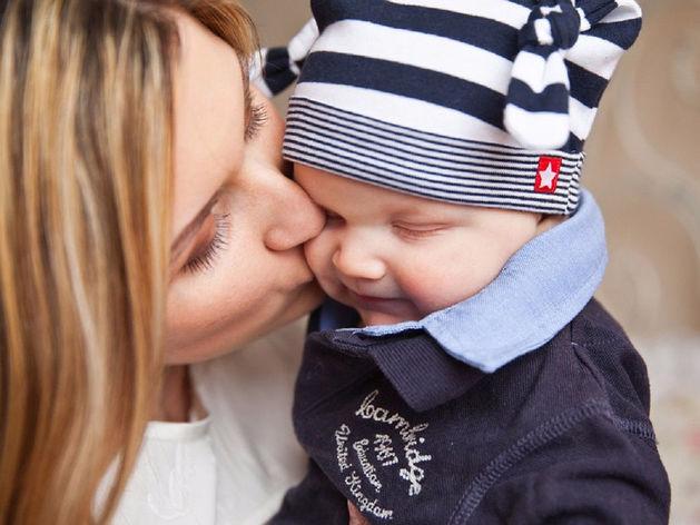 «Беременные после» 2 серия: звездная жизнь с детьми