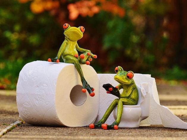 В Челябинске накрыли цех по производству поддельной туалетной бумаги