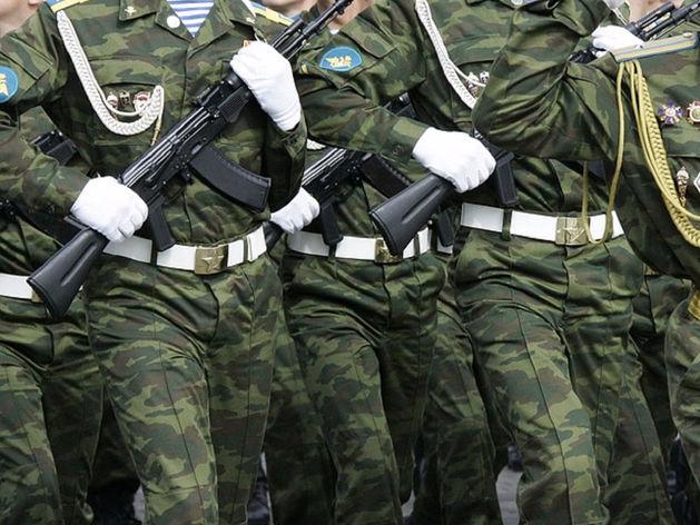 На военные сборы запасников 2017 года призовут 142 тысячи человек