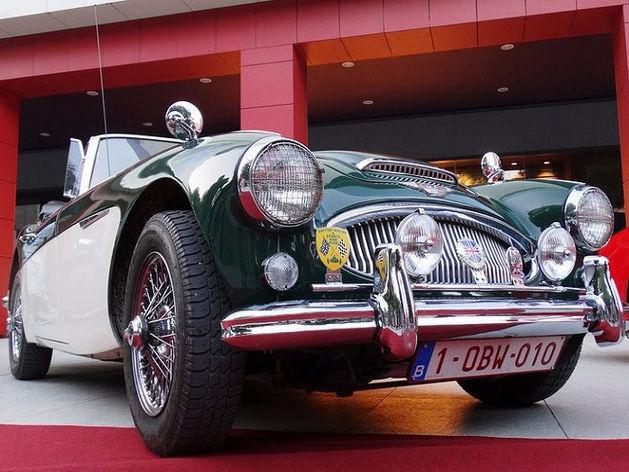 В Челябинске выставлена на продажу ретро-Bugatti за 12,5 млн руб.