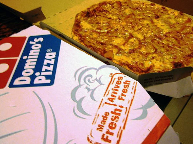 Крупнейшая сеть доставки пиццы Domino's Pizza заявила о планах открыться в Челябинске