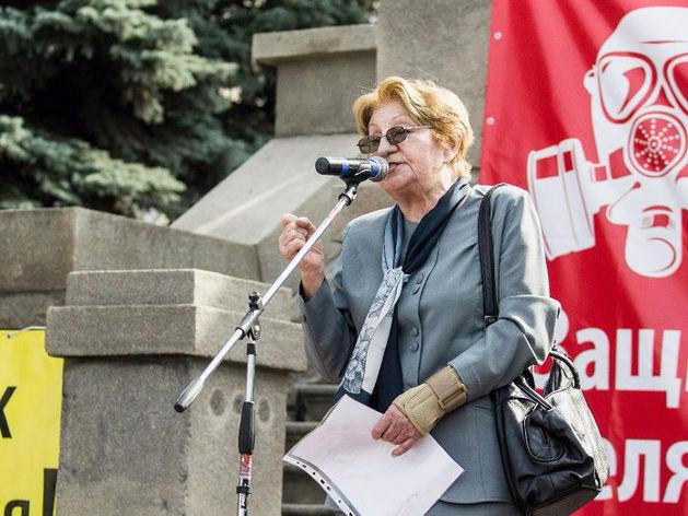 Светлана Князева — Росприроднадзору: «Томинский ГОК создаст зону экологического бедствия»