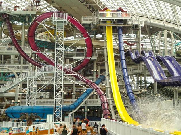 В Челябинске представили проект самого крупного в России и СНГ аквапарка