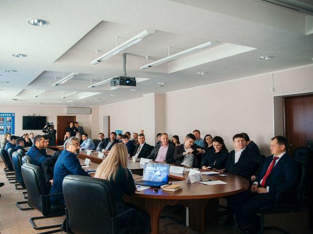 Дома на воде и выставочный зал: инвесторам из Турции показали Челябинск будущего