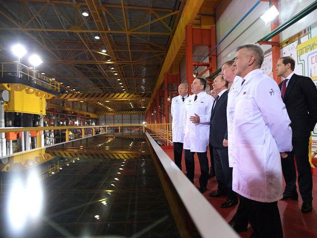 Челябинский завод попал в рейтинг «Королей госзаказа»