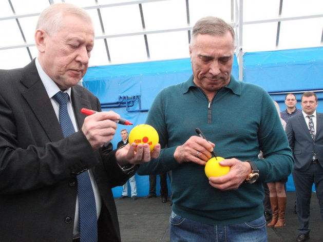Александр Аристов запустил новый проект в Челябинске
