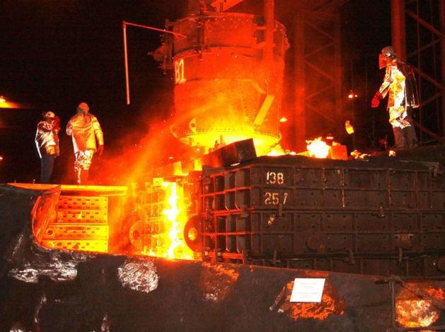 Под Челябинском из-за выбросов опечатали одну печь завода