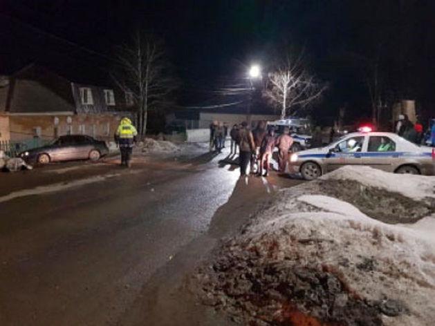 В Челябинской области пьяный водитель, лишенный прав, насмерть сбил подростка