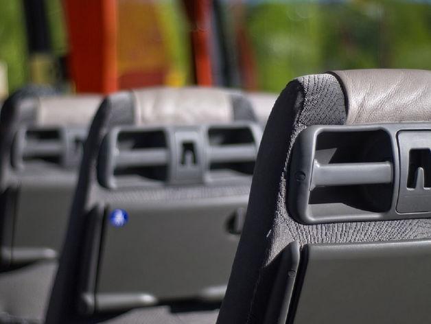 На трассе Миасс-Чебаркуль вылетел в кювет пассажирский автобус