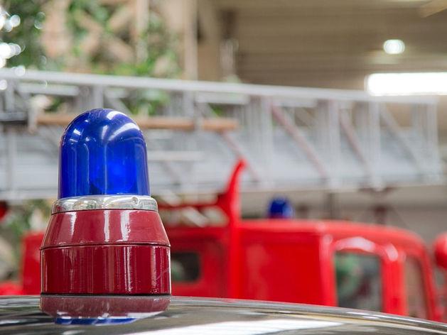 В Магнитогорске при пожаре в 10-этажном доме погиб мужчина