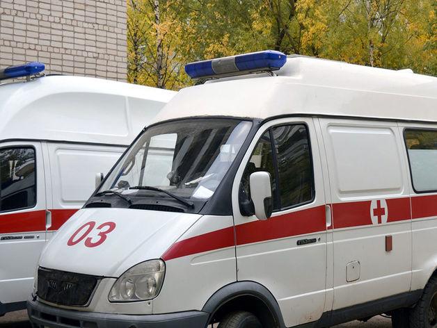 В Челябинской области водитель маршрутки устроил массовое ДТП, пострадали три человека
