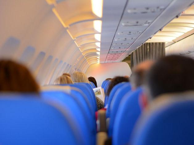 Житель Челябинска привлечен к ответственности за курение на борту самолета