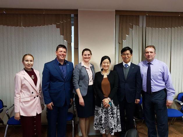Администрация Челябинска уедет в Южную Корею