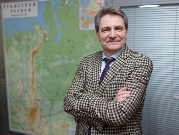 Генеральный директор ЗАО «Южноуральский лизинговый центр» Василий Шашлов