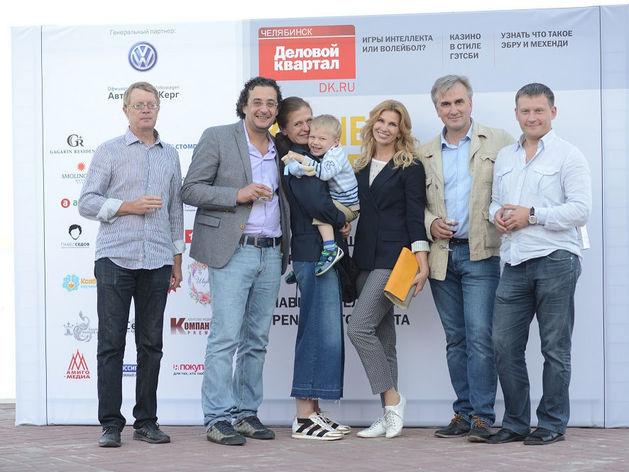 Челябинских предпринимателей ждет open-air BUSINESS RESIDENCE-2018