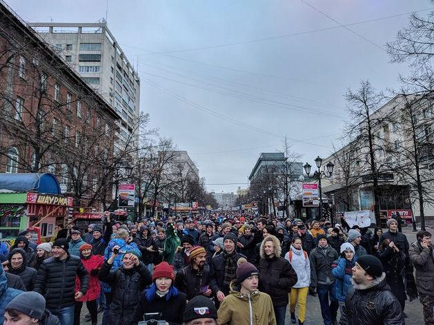 «Путь к обнищанию». Как в Челябинске выступают против повышения пенсионного возраста