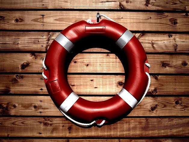 В Голубом карьере после неудачного прыжка утонул подросток