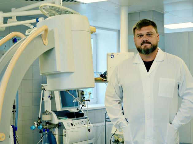 главный врач Российско-израильского Медицинского центра «Кармель» Егор Шеметов