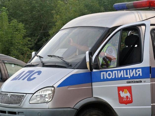 В массовом столкновении грузовиков под Челябинском погибли два водителя
